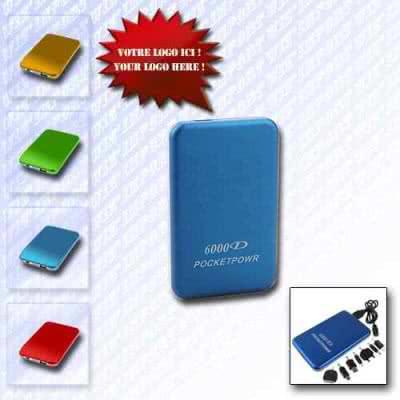 Batterie de recharge design smartphone