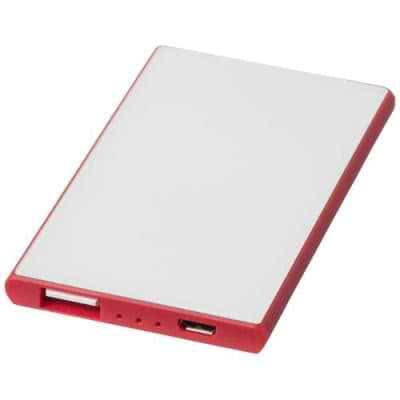 Batterie de secours 2000 mAh Slim au format carte de crédit