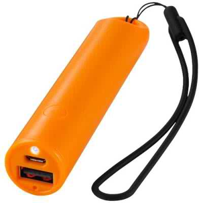 Batterie de secours avec dragonne et lampe torche 2200mah Beam