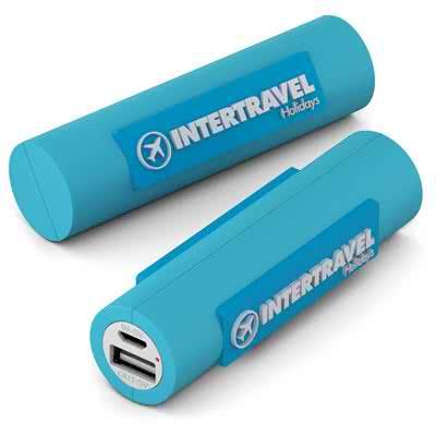 Batterie de secours  Logo relief 2200 mAh