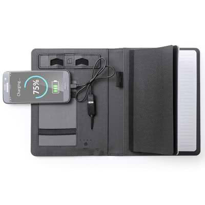 Bloc Note Power Bank Hoopel